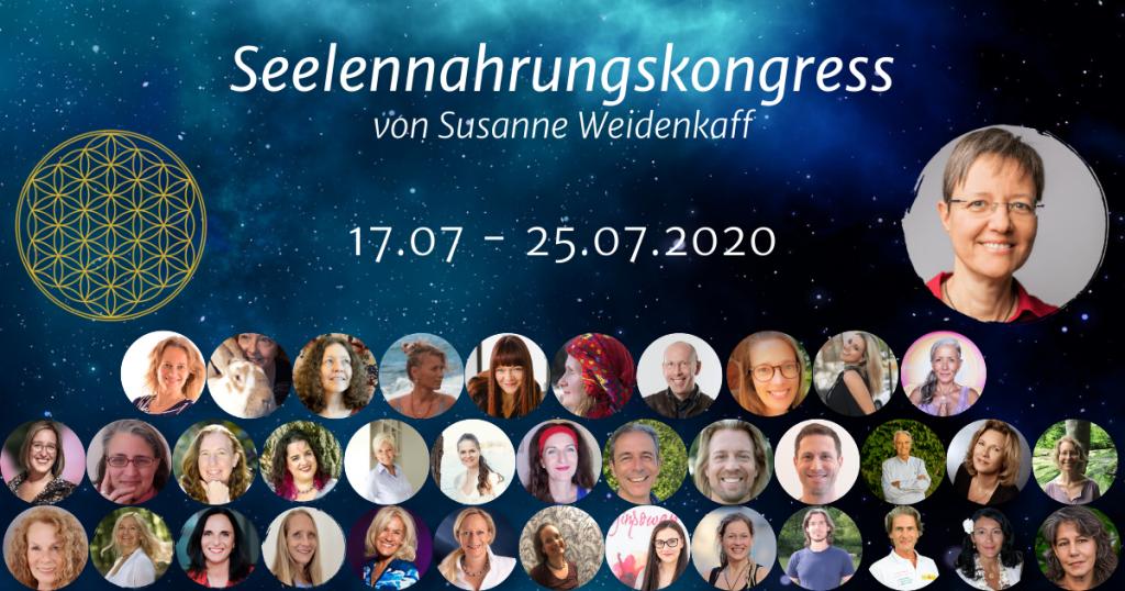 Seelennahrungskongress 17.-25. 2020